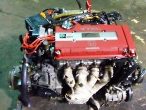 JDM HONDA B16B CIVIC TYPE-R 1.6L ENGINE MT LSD TRANSMISSION 1998+ FOR SALE