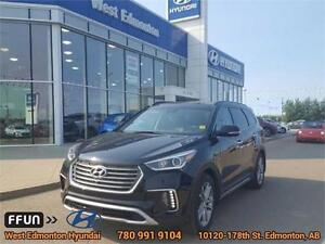 2017 Hyundai Santa Fe XL Ultimate Awd leather navigation - NEW