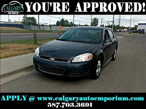 2010 Chevrolet Impala LS $99 DOWN EVERYONE APPROVED