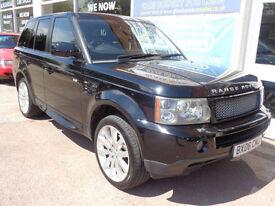 Land Rover Range Rover Sport 2.7TD V6 auto 2006 SE 4x4 P/X
