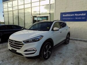 2017 Hyundai Tucson SE 1.6T/TURBOCHARGED/LEATHER/PANO ROOF