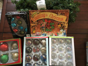 Bundle of Christmas Decorations