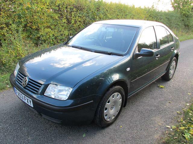 2003 vw volkswagen bora 1 9 tdi diesel green in lincoln lincolnshire gumtree. Black Bedroom Furniture Sets. Home Design Ideas