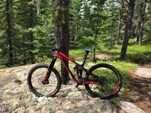 Vélo de montagne enduro Rocky Mountain slayer 750 2017 small