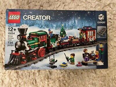 Lego Creator Winter Holiday train 10254 NEW IN BOX, WILL SHIP IMMEDIATELY!