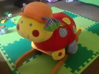Mamas & Papas Lotty Ladybird