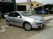 2006 Volkswagen Golf V Comfortline Silver 5 Speed Manual Hatchback Moorooka Brisbane South West Preview