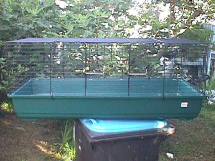 Large Green Pet Cage