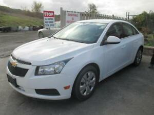 2013 Chevrolet Cruze LT Turbo **BRANDED REBUILT**