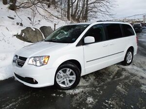 2016 Dodge GRAND CARAVAN Crew ORIGINAL MSRP $43560, NOW $24980!