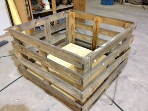 Wood Box Wooden Crates Slotted Crate Plywood Crates