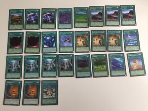 Yu-Gi-Oh! Collection-Field Spell / Magic Cards