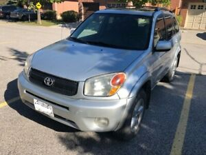 2005 TOYOTA RAV4 LIMITED AWD EXCELLENT CONDITION RUNS PERFECT