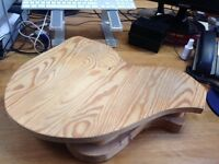 Wooden Monitor Stand for sale