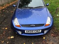 2005 FORD STREETKA VERY GOOD CONDITION 55000 MILES DRIVES PERFECT NO FAULTS