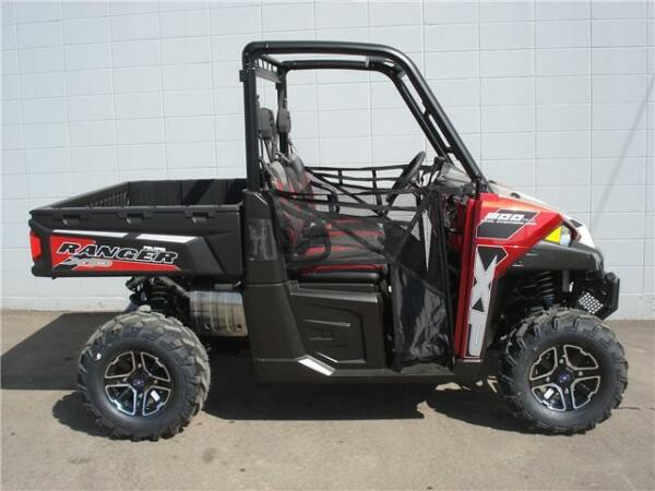 Used 2015 Polaris Ranger