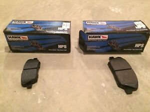 Hawk Performance Disc Brake Pads for Genessis 3.8 Coupe