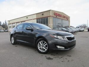 2012 Kia Optima LX+, PANA ROOF, HTD. SEATS, ALLOYS, 79K!