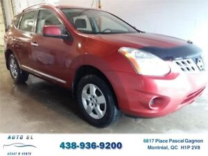 ***2011 NISSAN ROGUE S***AWD/BLUETOOTH/4 CYLINDRES/TRÉS PROPRE