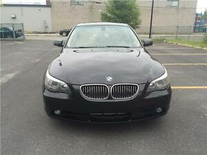 BMW 525I 2007 124000KM AUTOMATIC