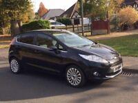 🌟🌟2011 Ford Fiesta 1.6 tdci Titanium. Handsfree. FSH. Alloys. Low Miles. £20 Tax PX & FINANCE 🌟🌟