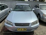 1998 Toyota Camry MCV20R Conquest Blue 4 Speed Automatic Sedan Cabramatta Fairfield Area Preview