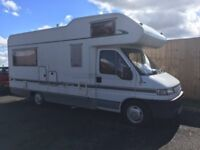 Motorhome Fiat Royale 610 - Low Mileage