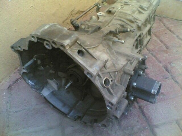 audi a4 gearbox 2.0T manual