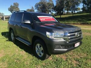2016 Toyota Landcruiser VDJ200R MY16 GXL (4x4) Graphite 6 Speed Automatic Wagon Oakey Toowoomba Surrounds Preview