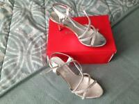 wedding shoes all 3 pairs size 8.5