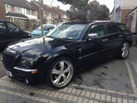 Chrysler 300C Touring 3.0l CRD Diesel, Black, Stunning vehicle