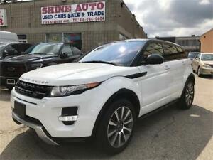 2014 Land Rover Range Rover Evoque NAV|LANE KEEP ASSIST|BLIND SP