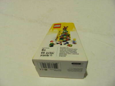 LEGO 5004934 Christmas Tree Exclusive Set Holliday Minifigures New in Box