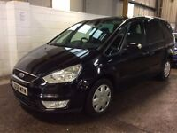 2009 FORD GALAXY 2.0 DIESEL AUTOMATIC BLACK EXCELLENT DRIVE SPACIOUS FAMILY CAR 7 SEATER NOT SHARAN