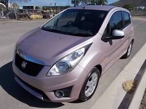 2011 HOLDEN BARINA WITH REGO DRIVE AWAY!