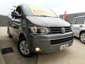 2015 Volkswagen Caravelle T5 MY15 TDI340 LWB DSG Grey 7 Speed Sports Automatic Dual Clutch Wagon Enfield Port Adelaide Area Preview