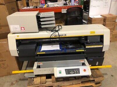 Mimaki Ujf-6042 - Flatbed Uv Printer 2013