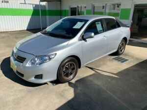 2008 Toyota Corolla ASCENT SEDAN Silver 6 Speed Manual Sedan Casino Richmond Valley Preview