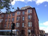 Rooms to let in Finnieston flat - fully inclusive rent