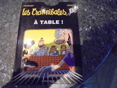 belle eo les crannibal a table