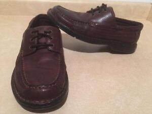 Men's Nunn Bush Leather Shoes Size 10