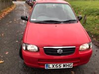 SUZUKI ALTO 1.0 60000 MILES VERY GOOD CONDITION ONE YEAR MOT