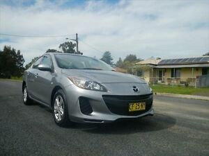 2013 Mazda 3 BL10F2 MY13 Neo Activematic Titanium Grey 5 Speed Sports Automatic Sedan Young Young Area Preview