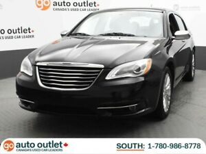 2013 Chrysler 200 LIMI, Sunroof, Heated Seats