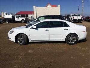 12 Chev Malibu LT New tires,brakes inspected Financing Warranty