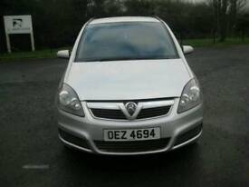 Vauxhall Zafira 19 tdi