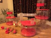 Rotastak Hamster / gerbil cage with accessories £30 ono