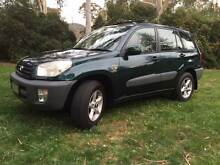 2001 Toyota RAV4 Kaleen Belconnen Area Preview