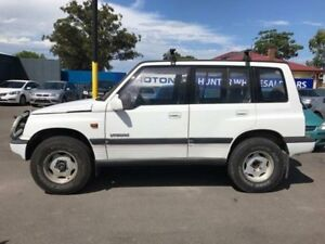 1993 Suzuki Vitara SE416W Type2 JLX Manual Wagon