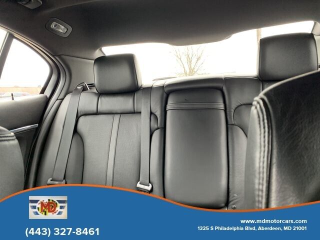 Image 12 Voiture Américaine d'occasion Lincoln MKS 2013